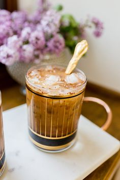 Lovely Libations: Iced Coffee, 3 Ways