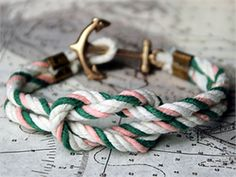 I'm so going to DIY this! I already have the anchor. It's an old keychain. This is soo going to be cheaper than $38! :D