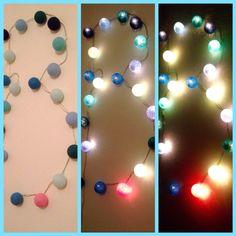 #cottonballslight #B #home #design #wall #decoration #colorfull