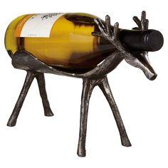 Daryl Wine Bottle Holder - so cute