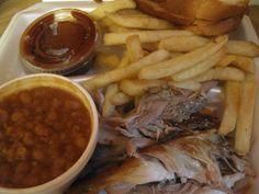 Old South Bar-B-Q, Smyrna GA | Marie, Let's Eat!