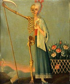 Life and death contrasted or an essay on women