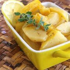 Greek-Style Lemon Roasted Potatoes - Allrecipes.com