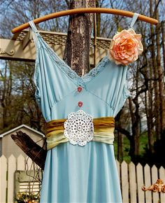 Cottage Garden Princess Dress