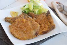 Cotoletta alla milanese, scopri la ricetta: http://www.misya.info/ricetta/cotoletta-alla-milanese.htm