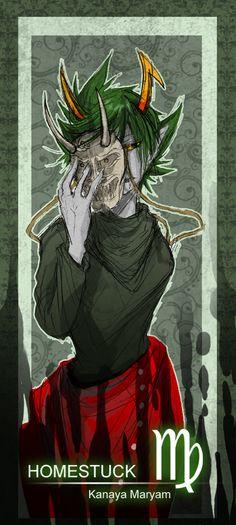 Mask : KANAYA by ninevsnine on deviantART