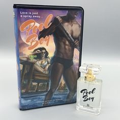 """Thanks to Pool Boy the exhilarating, sexy vibe of summer never has to end. Unlike other so-called """"summer fragrances"""", Xyrena formulated a true aromatic cocktail evocative of a beautiful sunny day spent poolside. Pool Boy opens with classic suntan lotion notes of orange blossom, grapefruit, and coconut; transitions to a warm & relaxing mix of lavender and pineapple; then radiates notes of chlorinated pool water, cedar lounge chair, and sun-kissed skin for hours. Summer has never been so s..."""