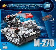 Samobieżna Wyrzutnia Rakiet M-270
