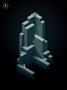 Still image from Monument Valley, Ustwo