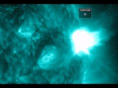 Big Solar Flare, Jet Stream Shifting | S0 News January 13, 2015 | TheSurvivalPlaceBlog