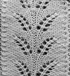 Discover thousands of images about Abracadafil - Le site web du tricot ! Double Crochet, Single Crochet, Crochet Baby, Knit Crochet, Baby Cardigan Knitting Pattern, Lace Knitting, Knitting Stitches, Slip Stitch Crochet, Tunisian Crochet