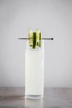 Elderflower & Lime Cocktail Recipe