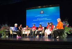 Fielding Graduate University and Worldwide Network for Gender Empowerment (WNGE), present Women in Leadership: Motivations, Experiences, and Reflections http://news.fielding.edu/bid/102009/Fielding-Graduate-University-Host-Women-in-Leadership-Panel-featuring-US-Secretary-Kathleen-Sebelius