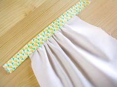 Cómo fruncir tejidos a máquina | Betsy Costura