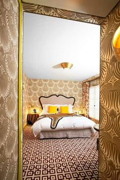 Hotel Thoumieux, Paris