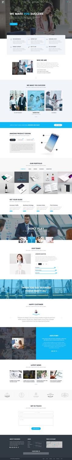 LEAD - Multipurpose Responsive Email Template + Stampready Builder - responsive email template