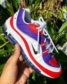 Nike Air Max 98 Raptor Alternative Women Running Size 5.5AH6799-501BRAND NEW | eBay New Nike Air, Nike Air Max, Jordan Vii, Reebok Freestyle, Black Snow Boots, Shoe Deals, Comfortable Sneakers, Nike Fashion, Running Women