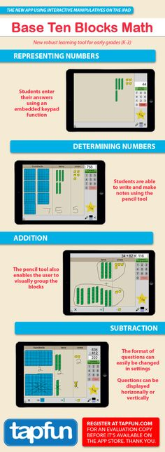 Tapfun apps are designed to engage kids in play-based learning. We ...