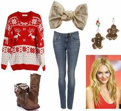 110 best Christmas outfits ⛄ ❄ images on Pinterest | Christmas ...