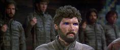 Dune Movie Cast - Behind The Scenes - Arrakis - Dune.  Stilgar