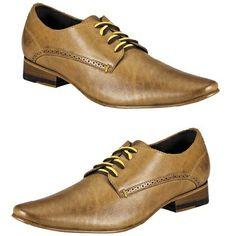 Zapatos con de punta cuadrada