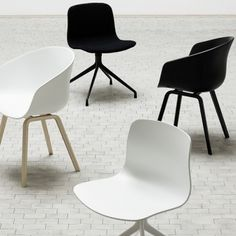 Via Finnish Design Shop | About A Chair by HAY in 4 Editions