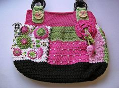 Now this is a heavenly bag by Vendulka  <3