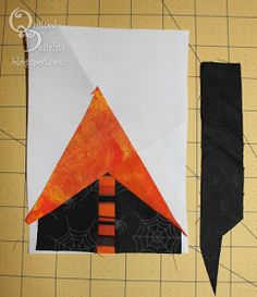 """The other day I worked on some long overdue postcards. this particular swap was themed """"Black and Orange"""". I won't tell you how far be..."""