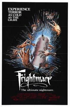 Frightmare horror movie poster