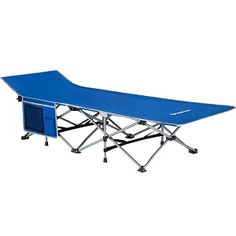 it camping cot portable folding bed
