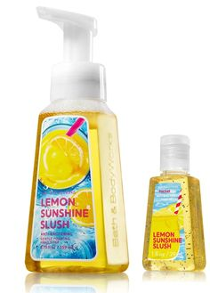 Bath & Body Works Summer Splash AntiBacterial Hand Soap Imma need back ups of this!