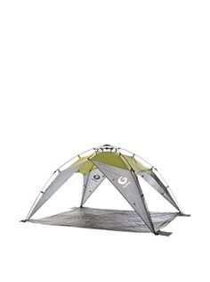 57% OFF Guro Outdoor Journery Sun & Wind Shelter w/Inner Tent Extension, Green/Grey