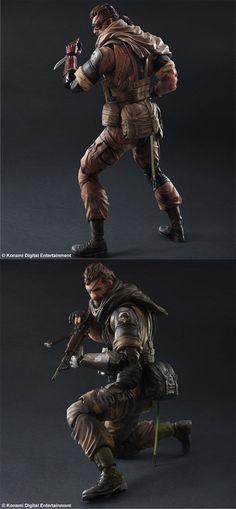 BIG BOSS Metal Gear Solid V: The Phantom Pain