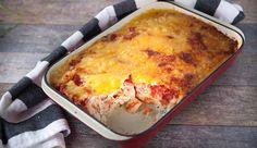 Ricotta & Spinach Tortilla Cannelloni | Good Chef Bad Chef