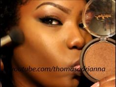 ▶ THE BEST CONTOUR POWDERS FOR DARK/BROWN SKIN - YouTube