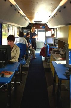 Internet Bus