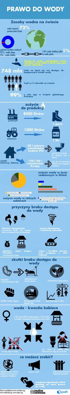 Dostęp do wody na świecie. www.pah.org.pl