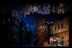 annie broadway jr set design | David Korins' Set Design For Annie, Part 1 | Annie on Broadway content ...