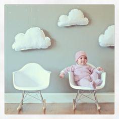 Tutorial: ¿Cómo colgar las nubes de la pared? – BelandSoph.com