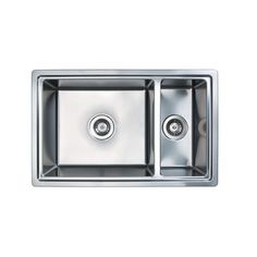 BREDSKÄR Insert sink 1½ bowl IKEA 25 year guarantee. Read about the terms in the guarantee brochure $449