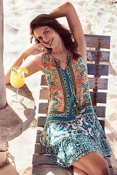 Moana Silk Dress