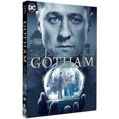 Gotham: Third Season 3 (DVD 2017 6-Disc Set) - Brand New