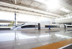Discovering China by High-Speed Train