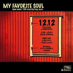 My Favorite Soul 12.12.2013