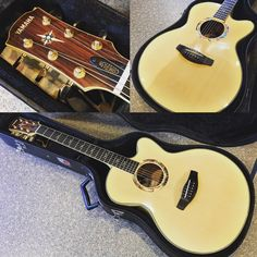 お客様の楽器を御紹介!  YAMAHA COMPASS SERIES CPX-15NA  www.musicshopbob.com  #YAMAHA #ヤマハ #acoustic #guitar #楽器 #鹿嶋 #茨城 #bob_kashima #ボブ楽器店