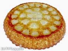 Prajitura cu ananas Pie, Sweets, Fruit, Holiday Decor, Desserts, Christmas, Food, Torte, Tailgate Desserts