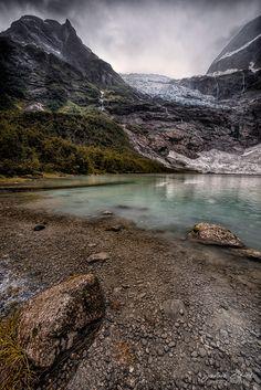 Glacial Fog by Jonathan Zdziarski on 500px