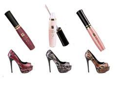 Lucidalabbra  - lip4 Plum gold - lip1 Spicy nude - lip2 Innocent pink