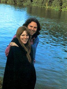 Jim Morrison & Pamela...Jim's last days in Paris...
