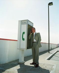 Are you calling from a pay phone?